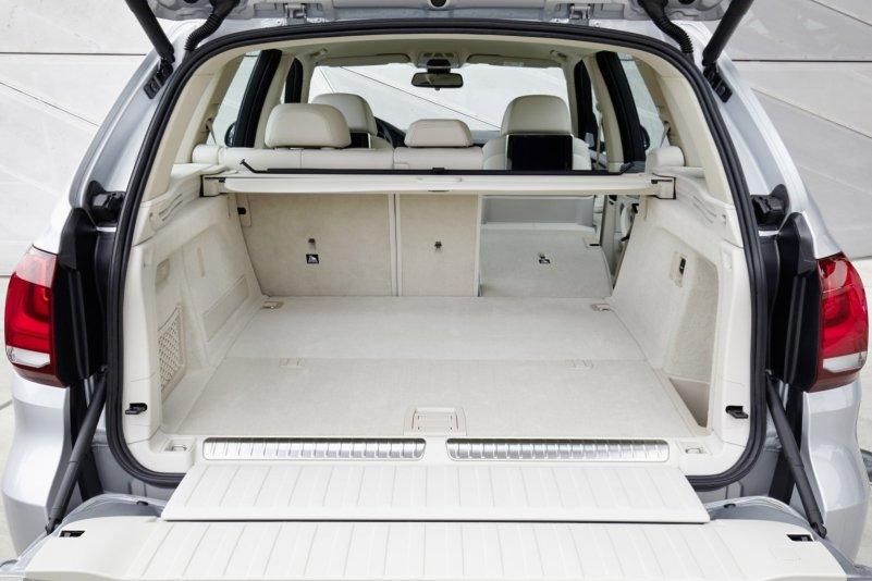 BMW X5 xDrive40e багажник
