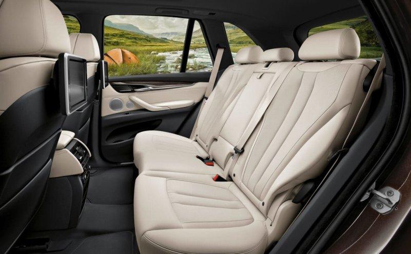 BMW X5 xDrive40e салон