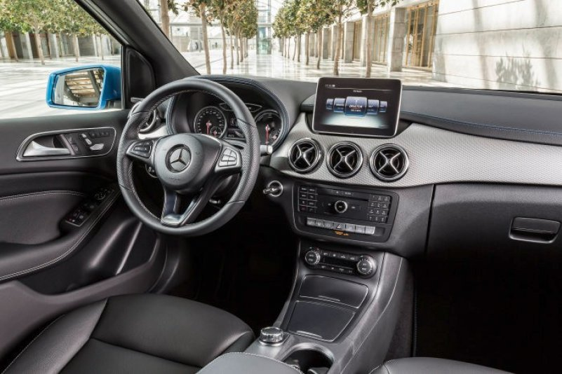 Mercedes B-Class EDrive