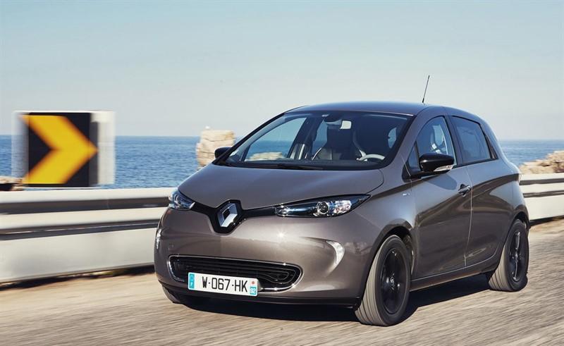 40 кВт Renault ZOE