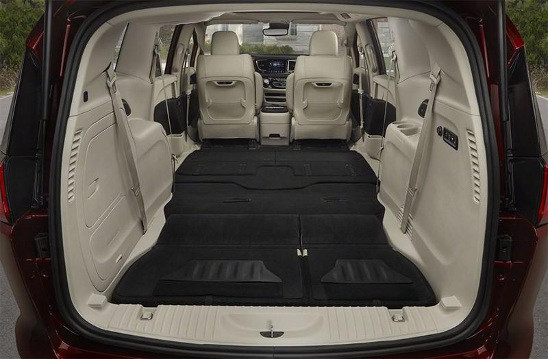 Chrysler-Pacifica-багажник
