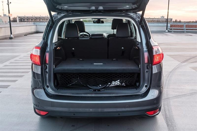 Ford C-Max Energi hybrid