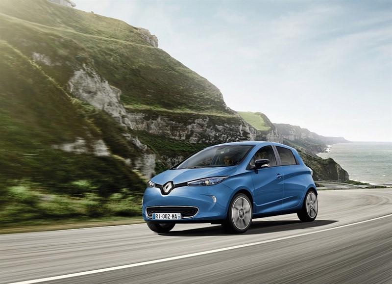 Renault ZOE характеристики