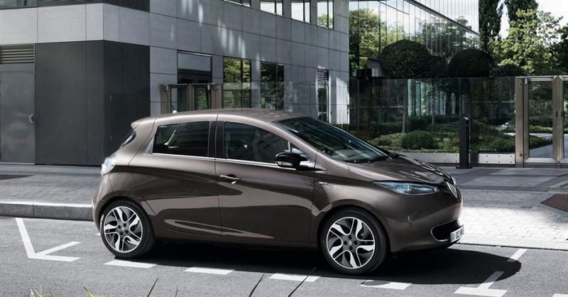 Renault ZOE обзор