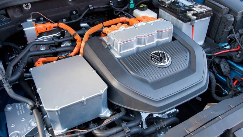 Volkswagen e-Golf мотор