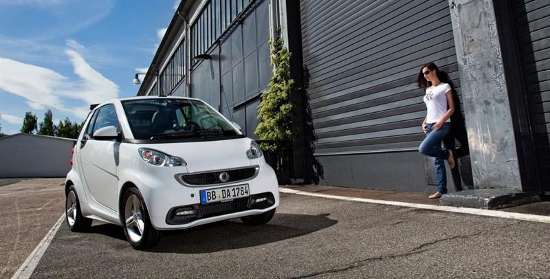 электромобиль Smart ED