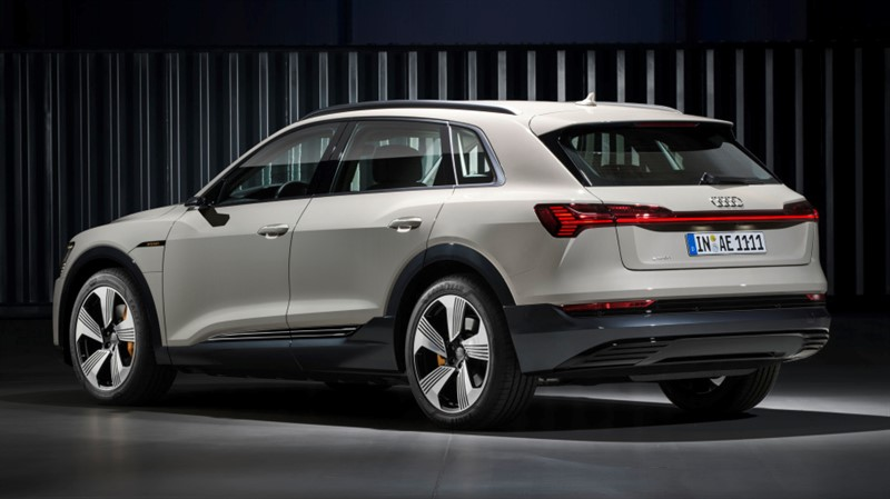 Audi E-Tron дизайн