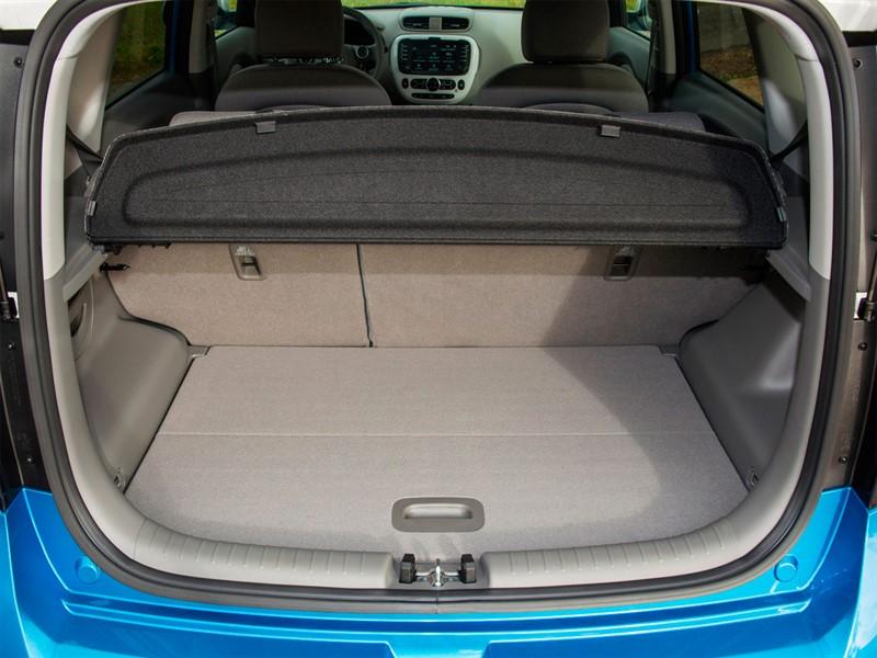KIA Soul EV багажник