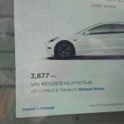 Tesla Model 3 киев