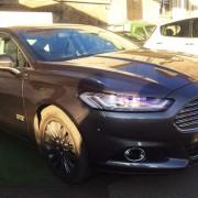 подключаемый гибрид Ford Fusion Energi