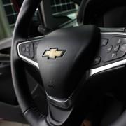Chevrolet Bolt запас хода