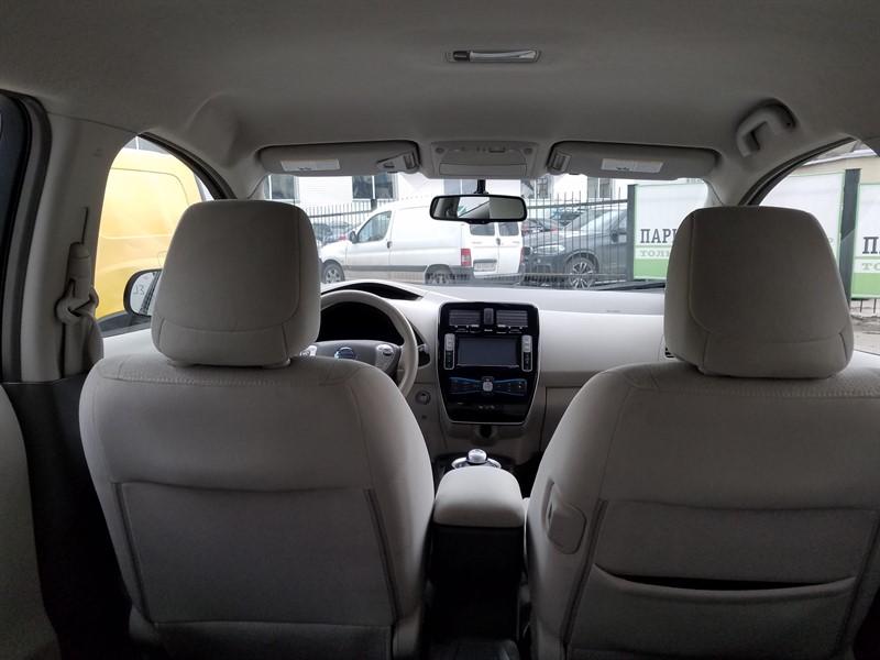 Nissan Leaf SV комплектация