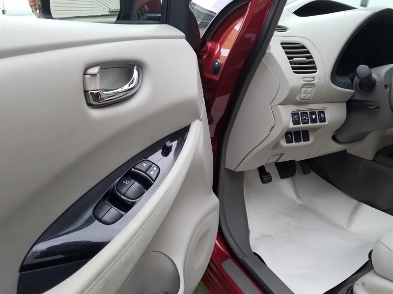 аренда Nissan Leaf киев