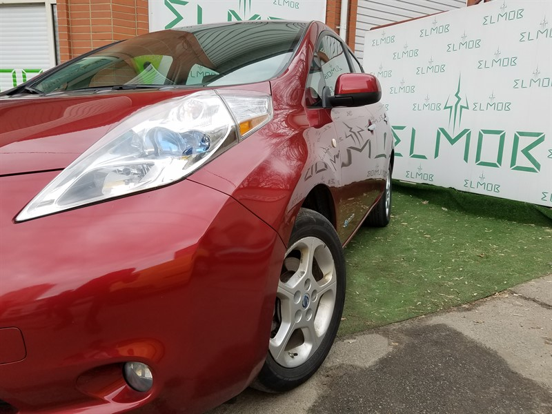 аренда Nissan Leaf