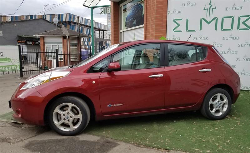купить Nissan Leaf в Украине