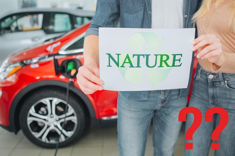 экология и электромобили