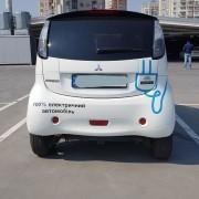Mitsubishi электромобиль