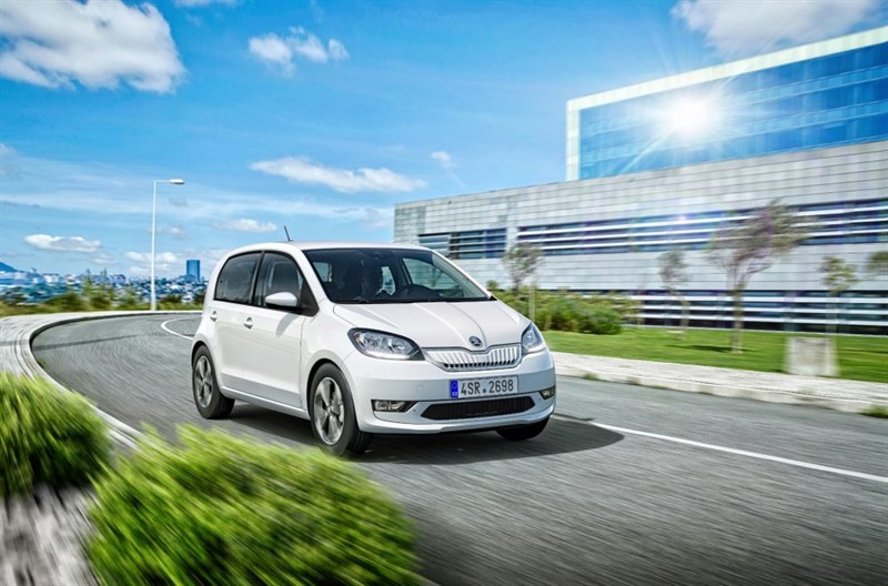 Škoda Citigo-е iV