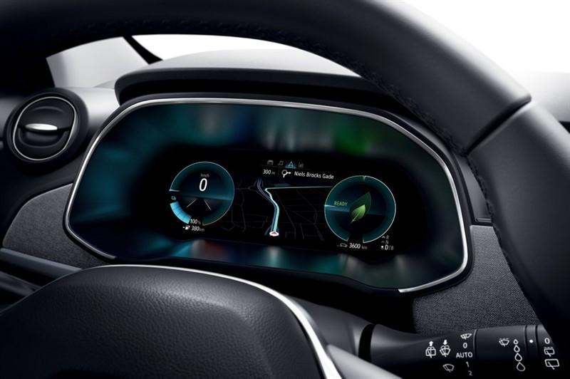 Renault ZOE новый