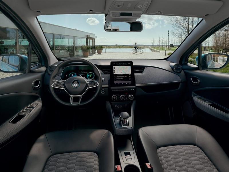 электромобиль Renault ZOE 2020