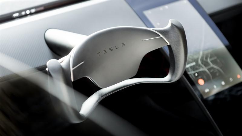 tesla_roadster руль