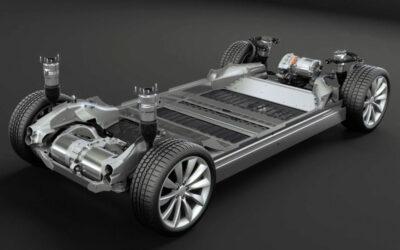 Tesla Model y charge