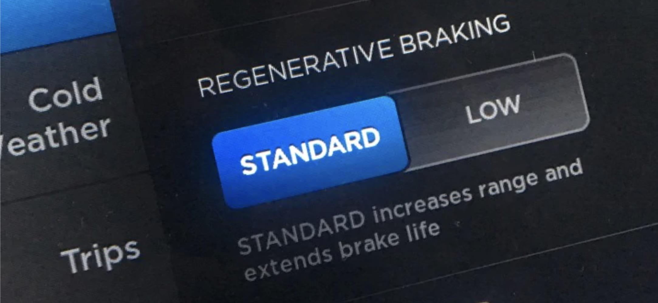 Tesla-regen-braking