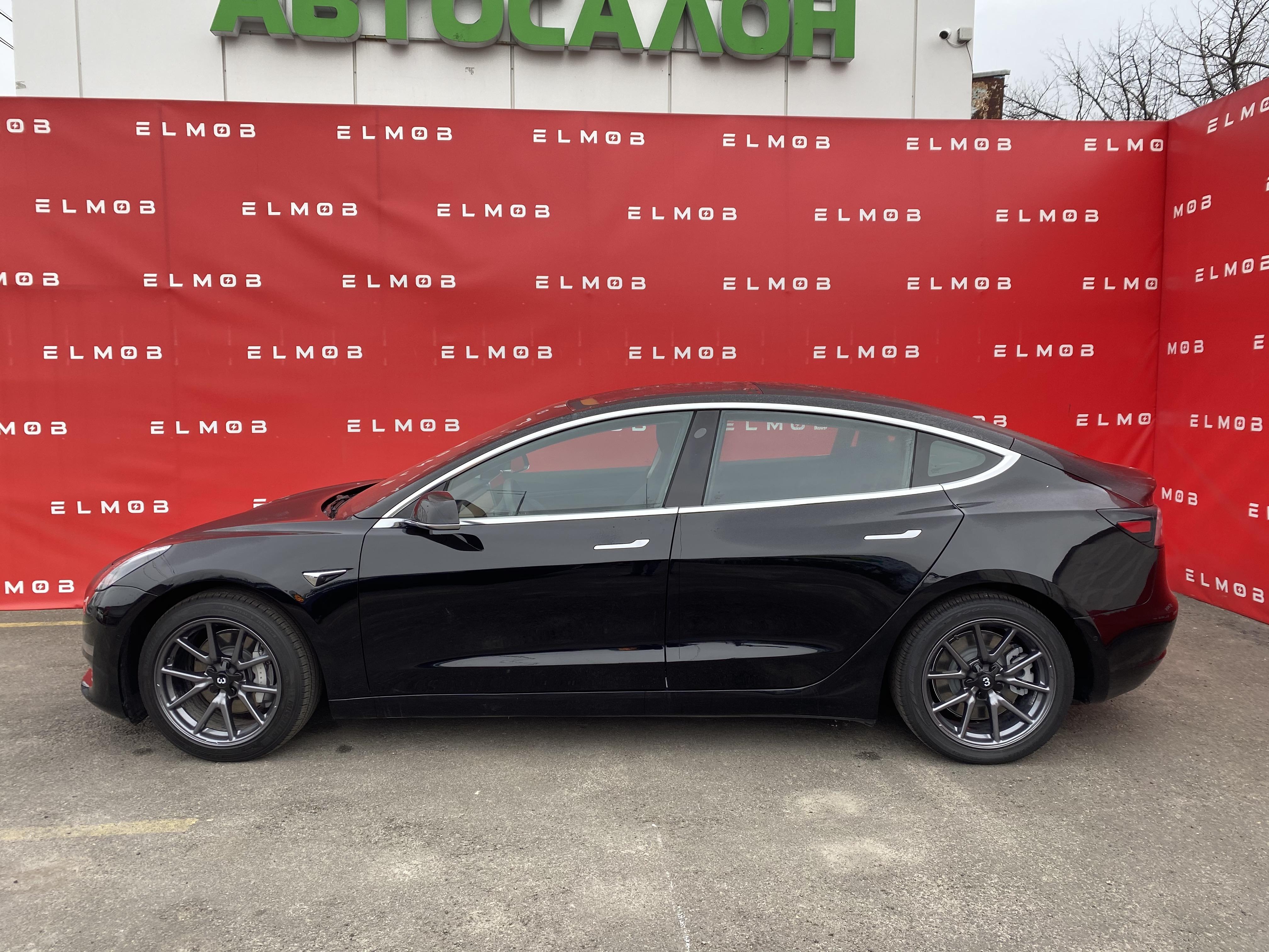 Tesla Model 3 Standart Plus