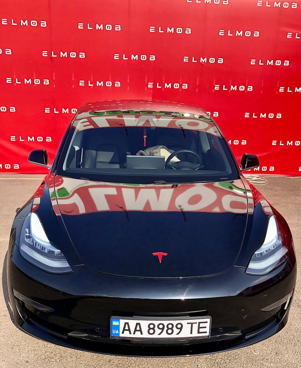 Tesla Model 3 Dual Motor Black