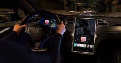 программное обеспечение Tesla