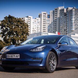 Tesla Model 3 Long Range продажа