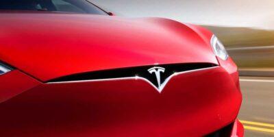 обновление Тесла