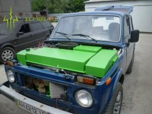 Электромобиль Нива Niva 2